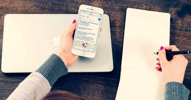 Google AdWords-Kampagne statt Branchenbucheintrag