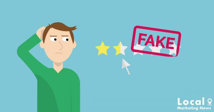 fake reviews managen